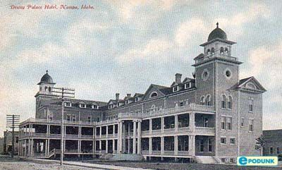 Hotel Nampa Id