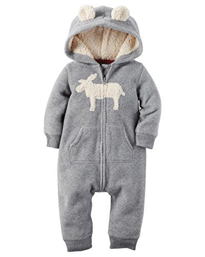 Carter's Baby Boys' Hooded/Eared Romper (Baby) -Grey Moos... https://www.amazon.com/dp/B01JZNE9EU/ref=cm_sw_r_pi_dp_x_5jR1xb7B8BX8P