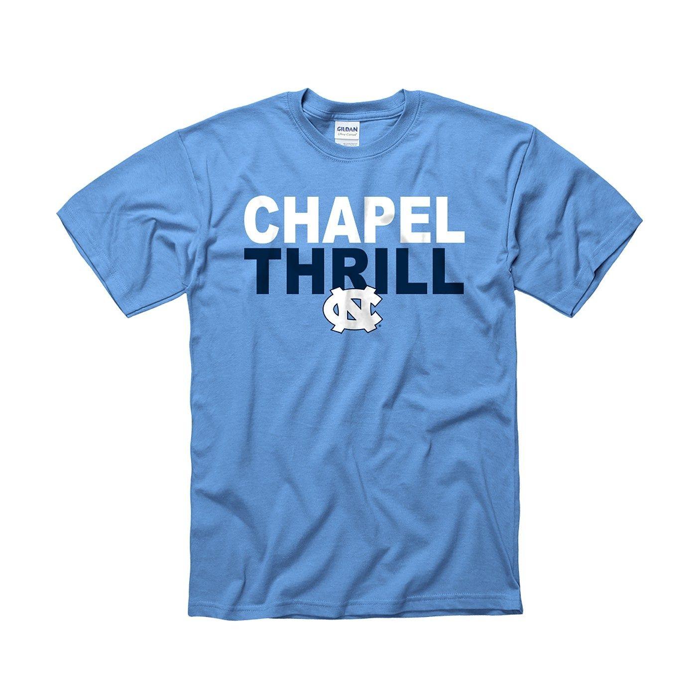 Unc Tar Heels Chapel Thrill T Cb 4xl 5xl Http Www