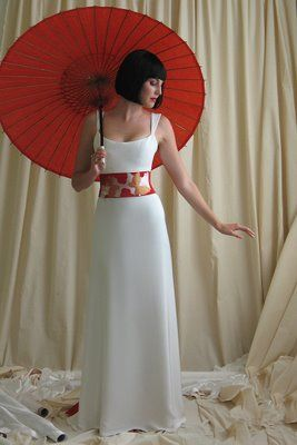 Japanese Wedding Gown