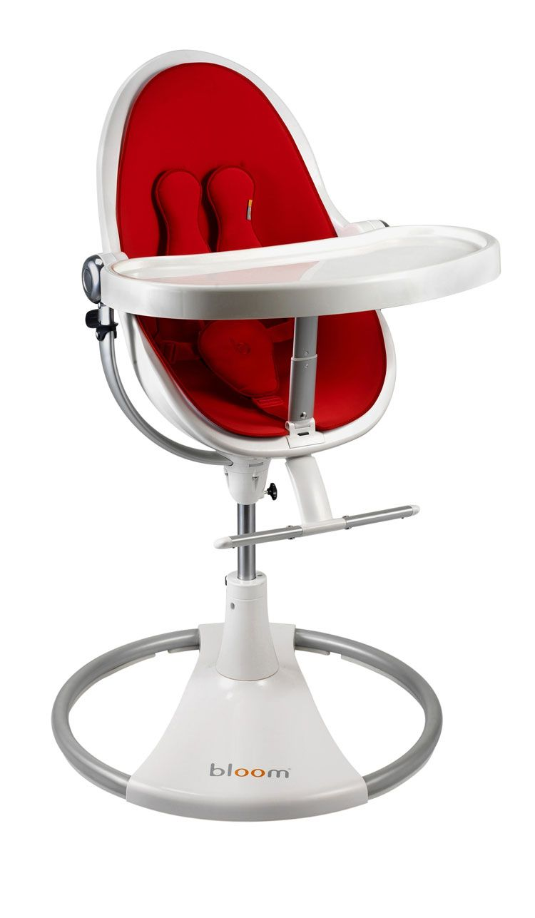 Egg Baby High Chair Fresco Classic Contemporary Baby Chair Kid Swagg Bloom High
