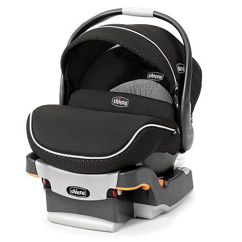 Chicco KeyFit 30 Zip Infant Car Seat - Obsidian - Chicco - Babies