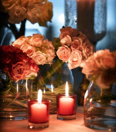 Jw Marriott Hotel Jakarta Candle Decor Candlelight Romantic