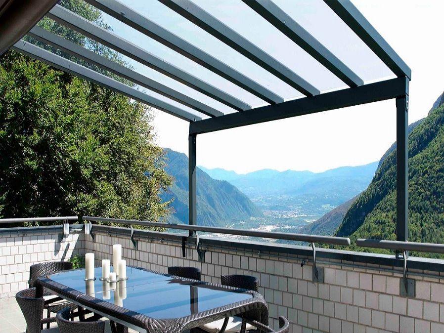 Best Coperture Terrazzi In Vetro Photos - Home Design Inspiration ...