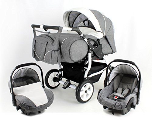 46+ Double stroller with car seat for twins information