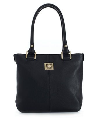 Ak Anne Klein Handbag Perfect Tote Small Bags Handbags Accessories Macy S 49 99 Pinterest