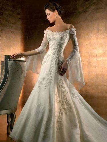 Vestido de novia inspirado en la Edad Media. (III) | Edat Mitjana ...