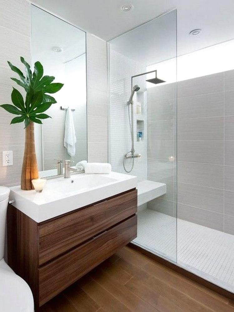30+ The Best Minimalist Bathroom Design Ideas | Minimalist ...