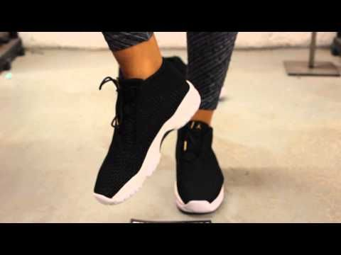 edff7e4b65 Women's BG Air Jordan VI Black - Cool Grey Unboxing Video at Exclucity -  YouTube