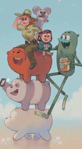 خلفيات الدببه الثلاثة 2020 افضل رمزيات وصور كرتونية جميلة وكيوت للأطفال والكبار Art Fictional Characters Character