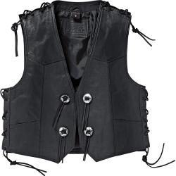 Photo of Leather vests for men