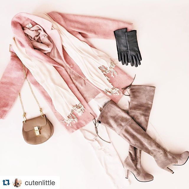 A chill is in the air! Get set for winter with this great inspiration via @cutenlittle. Our leather #touchscreen #Nova gloves are the best accessory for staying connected AND warm! ❄️ #URPowered #Fashion #NYC #winterfashion #Pretty #OOTD ・・・ Winter layering prep!  I love pink coats and finally found one similar to this one that I bought last year -- and it's #onsale too!  Also, if you have small hands like me you'll want to get your hands on these leather tech gloves from @urpowered.