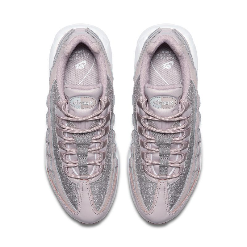 461c5ee7153 Nike Air Max 95 SE Glitter Women s Shoe - Pink