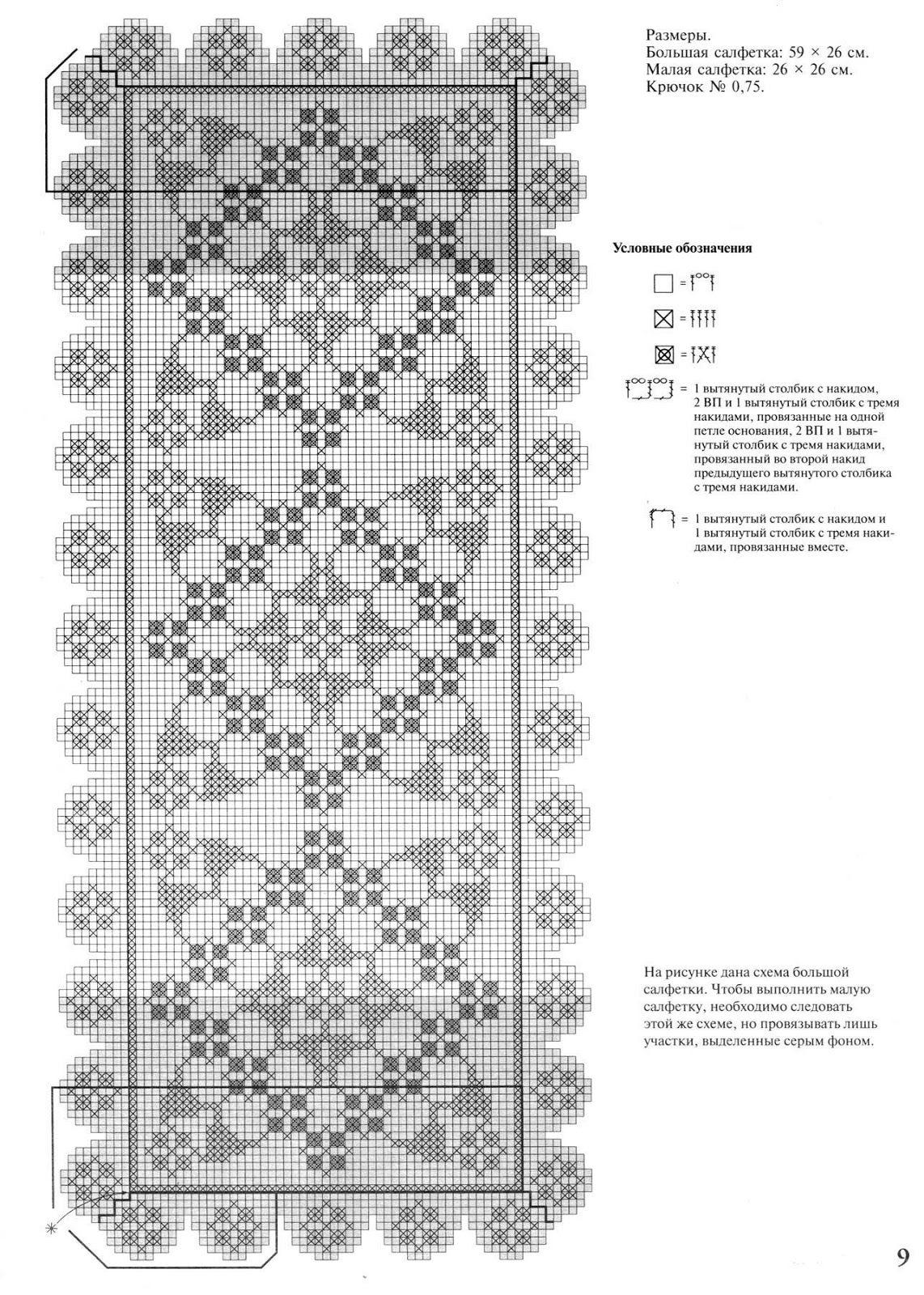 Szydełkomania: Serwetka kwadratowa | Crochet | Pinterest | Ganchillo ...