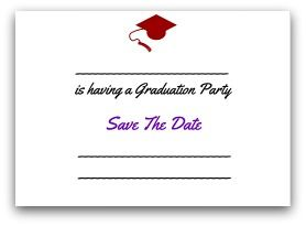 Graduation invitation etiquette save the date card cocktails graduation invitation etiquette save the date card filmwisefo