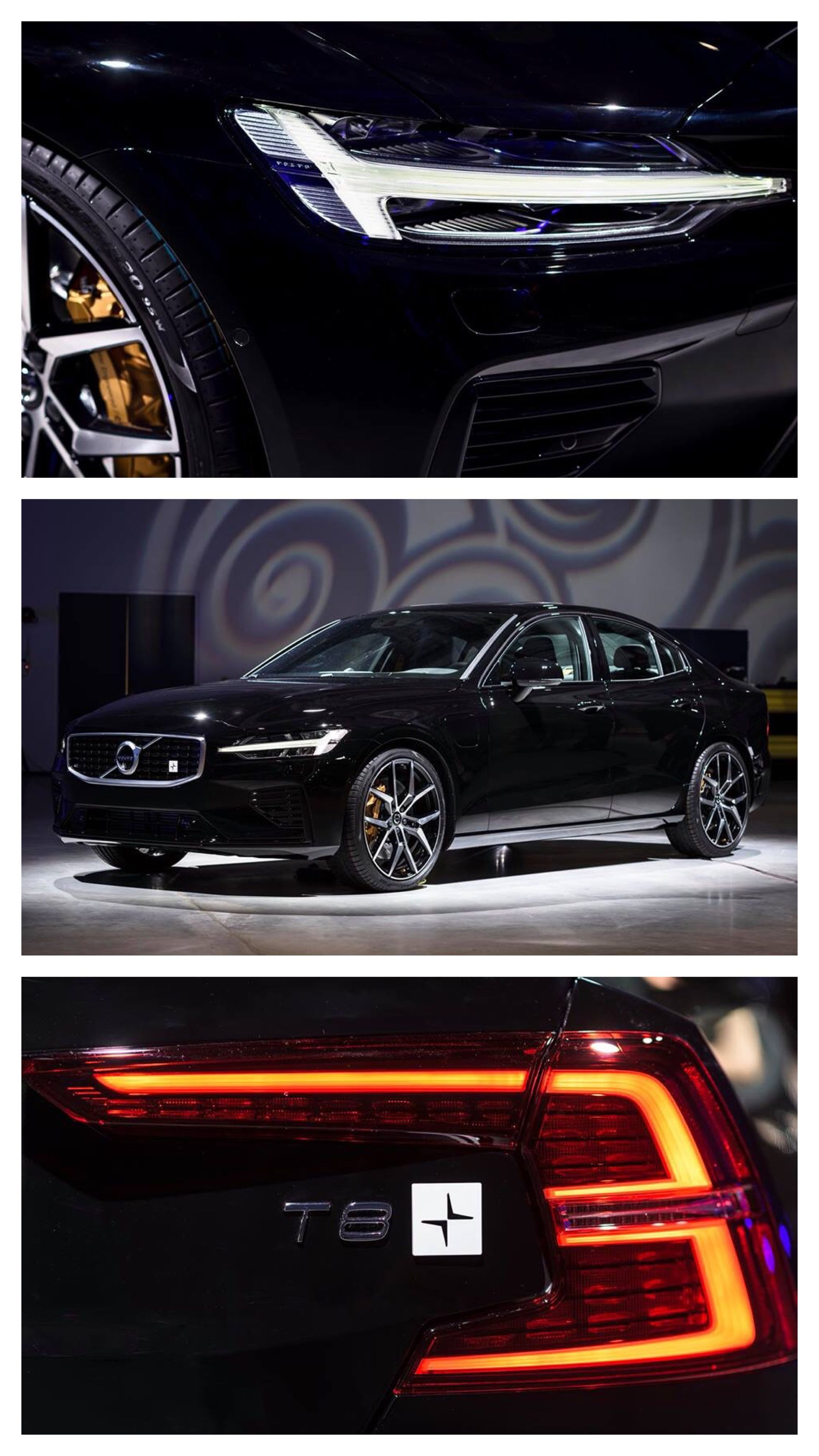 2019 S60 T8 Polestar Engineered Hybrid Luxury Sedan Volvo Car Usa
