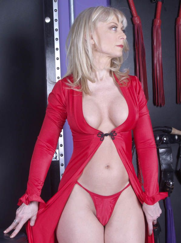 Girl Nina hartley pet