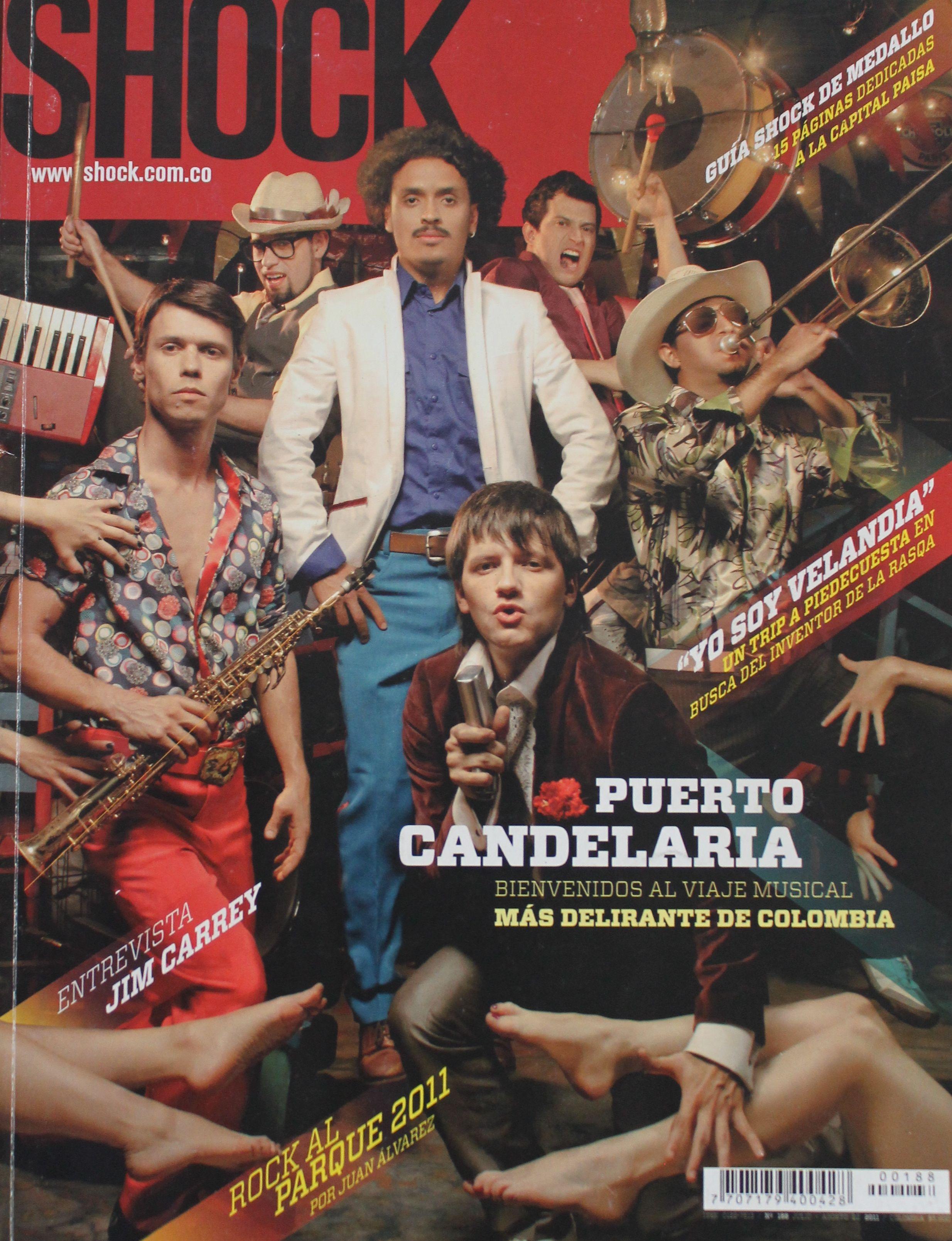 Revista Shock Magazine www.shock.com.co (Puerto Candelaria)