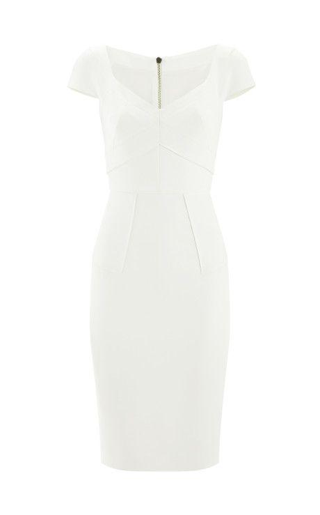 c7c27266f1 Love this: Casson Dress @Lyst Roland Mouret, Couture Dresses, Dress  Collection,