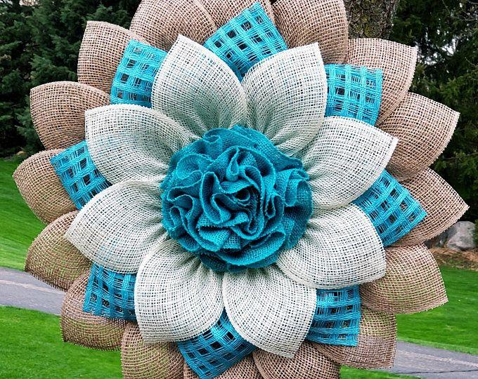 Photo of Large paper flower background / Huge paper flowers / Paper flower wall / Wedding wall / Bridal shower / Premium flower wall /