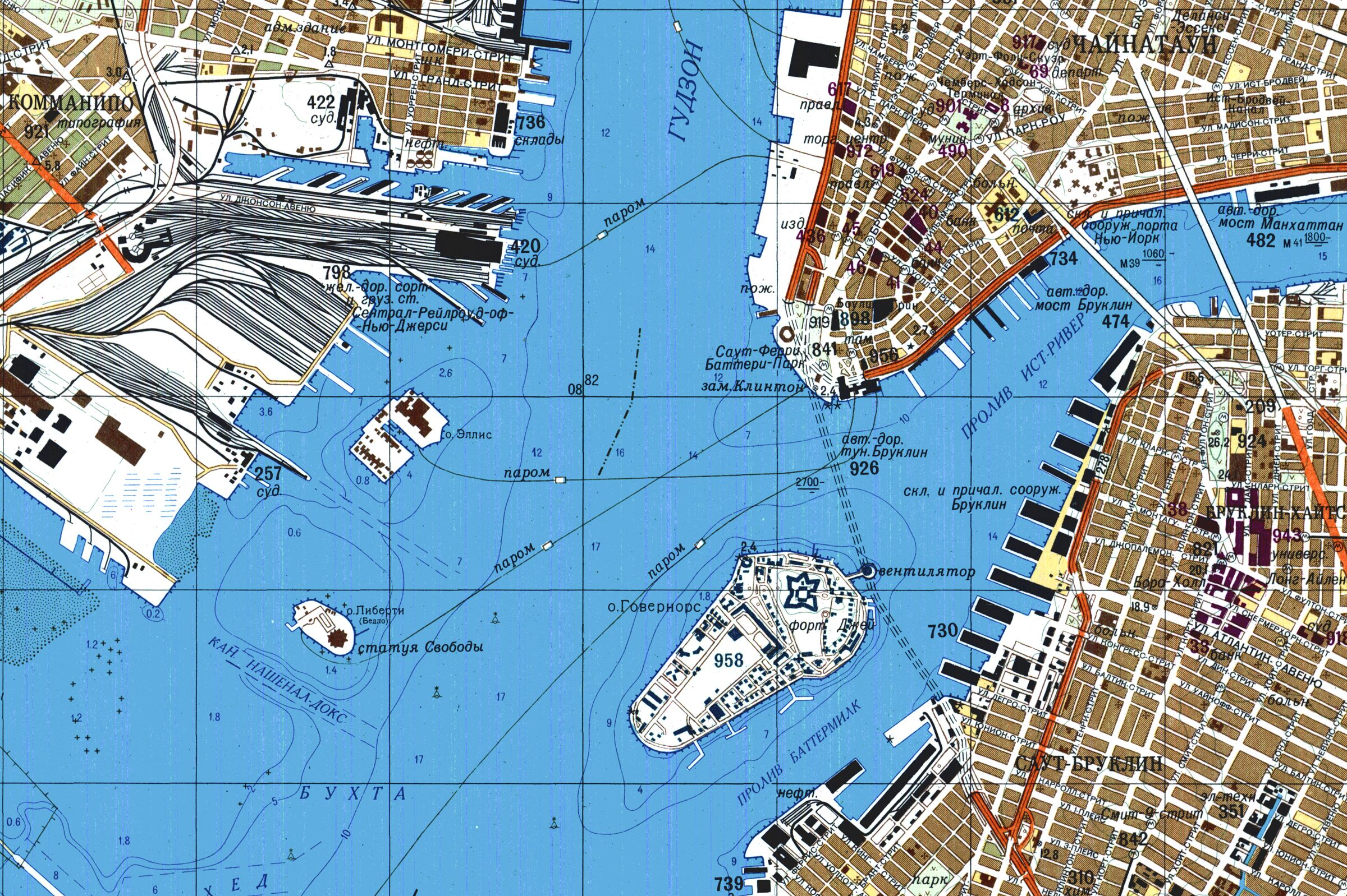 Inside the Secret World of Russias Cold War Mapmakers