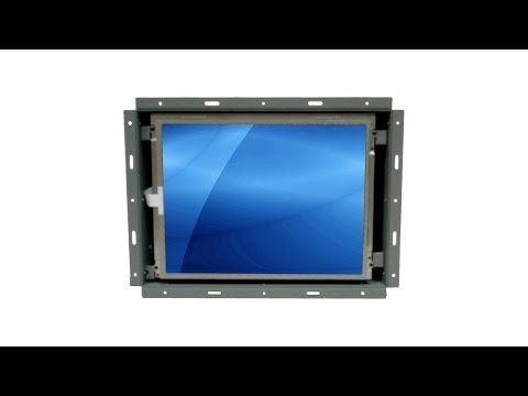 Pm6120 12 1 800x600 Led Backlight Industrial Open Frame Monitor Industrial Display Open Frame Monitor