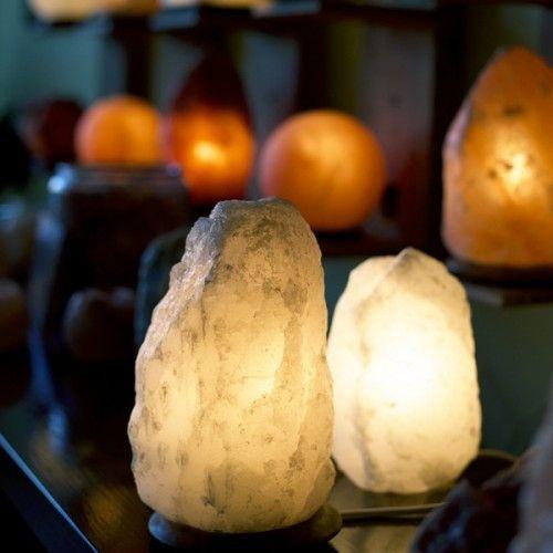 Himalayan Salt Light Large White White Himalayan Salt Lamp Salt Lamp Himalayan Salt Lamp