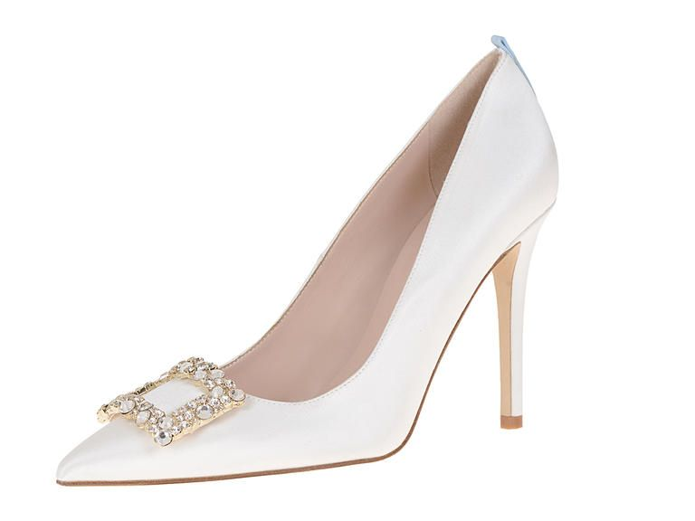 Must See Bridal Shoes From Sjp Collection Bridal Shoes Shoes Sjp Shoes