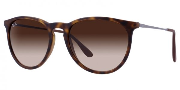 ce00128505 Ray-Ban RB4171 ERIKA RUBBERIZED HAVANA BROWN GRADIENT 865 13 ...