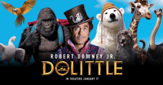 Dolittle (2020) Online Subtitrat HD in 2020 Robert