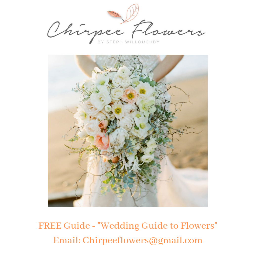 An Excellent Guide To Choosing Your Wedding Flowers Contact Us