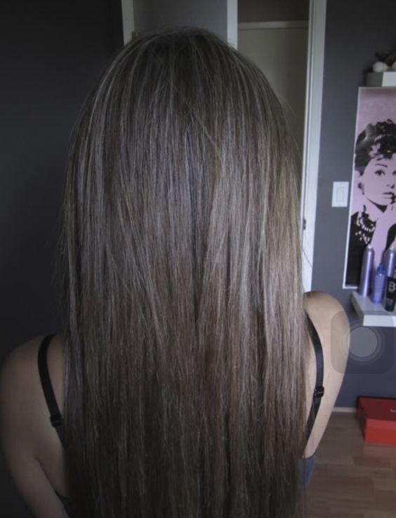 Ash Brown Hair Hair Cool Brown Hair Hair Color