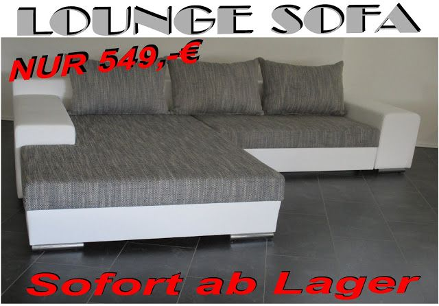 Mobel Gunstig Kaufen Lounge Couch Chill Out Zon Www Sofa