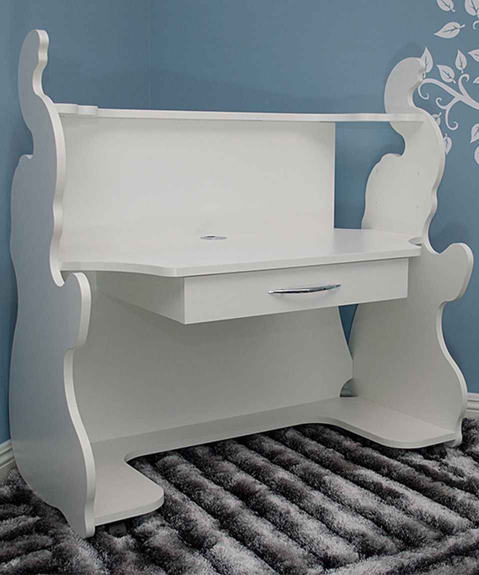 Look What I Found On #zulily! Ace Baby Furniture White Elephant Mobile Desk  By