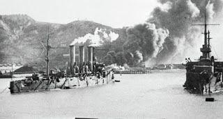 الحرب الروسية اليابانية