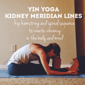 yin yoga kidney meridian lines in 2020 with images