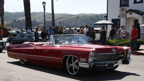 Cadillac Car Shows >> Pin On Deville