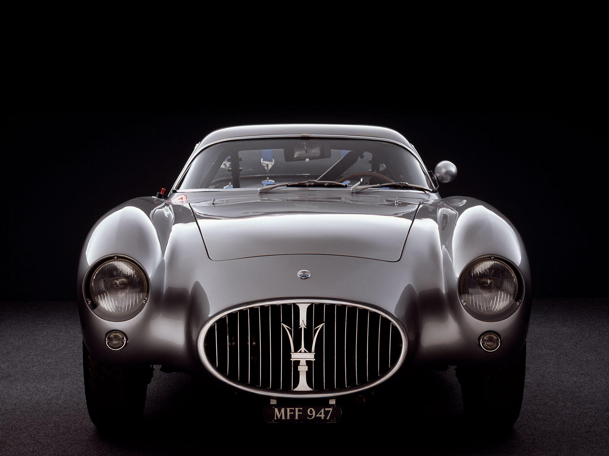 Maserati A6GCS/53 Pininfarina Berlinetta (1953)
