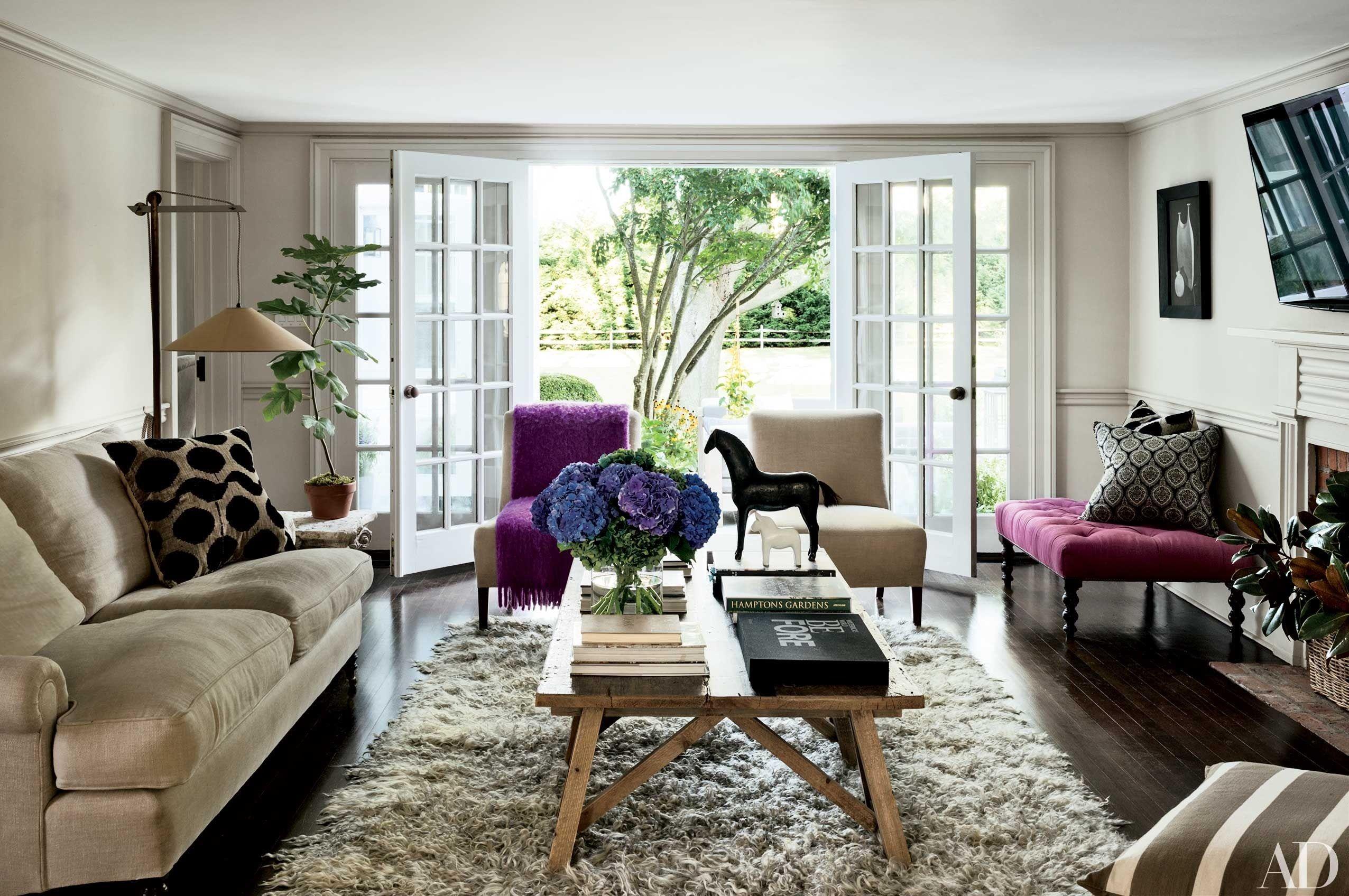 17 Fabulous Family-Friendly Living Rooms | Espacios | Pinterest