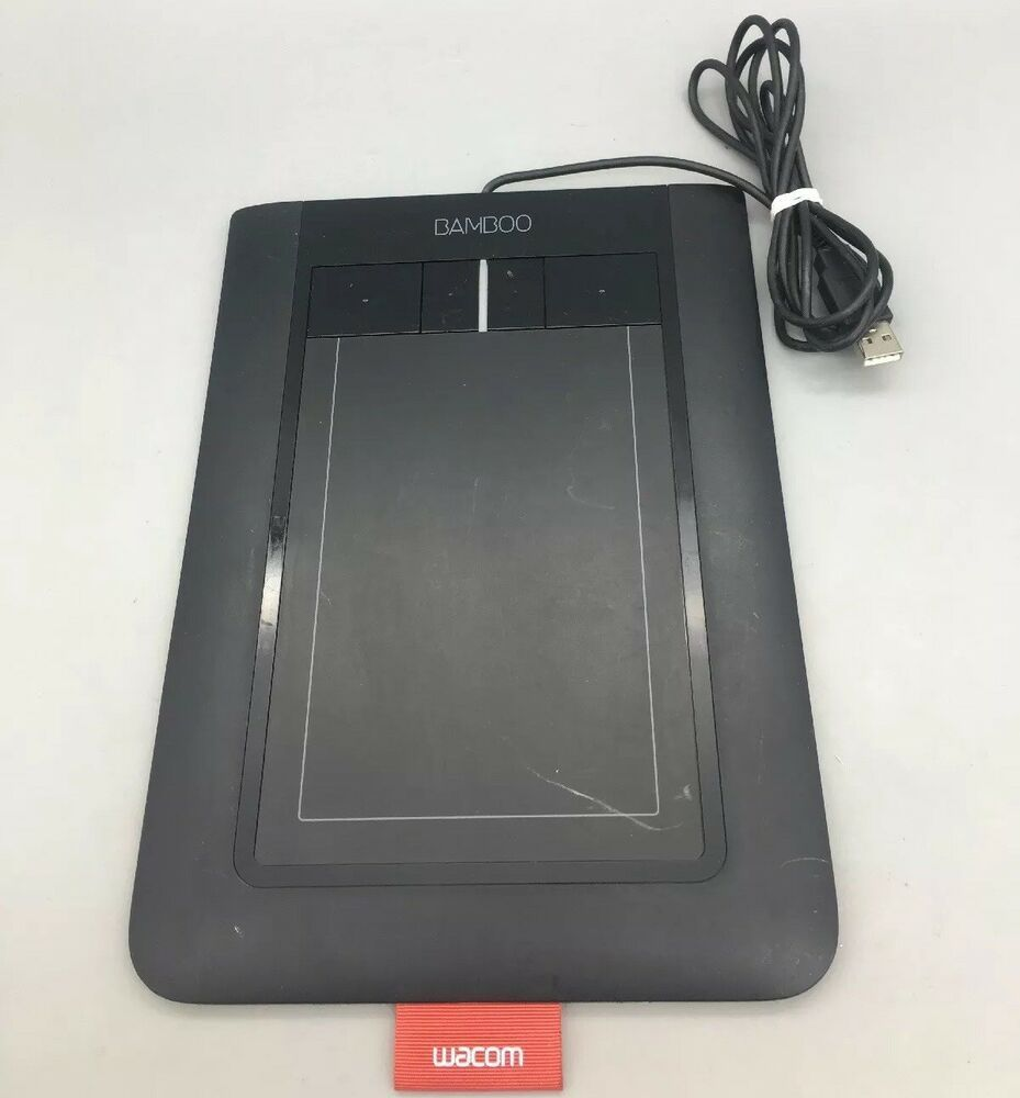Computers/tablets & Networking Wacom Bamboo Fun Cth-661 Tablet no Stylus
