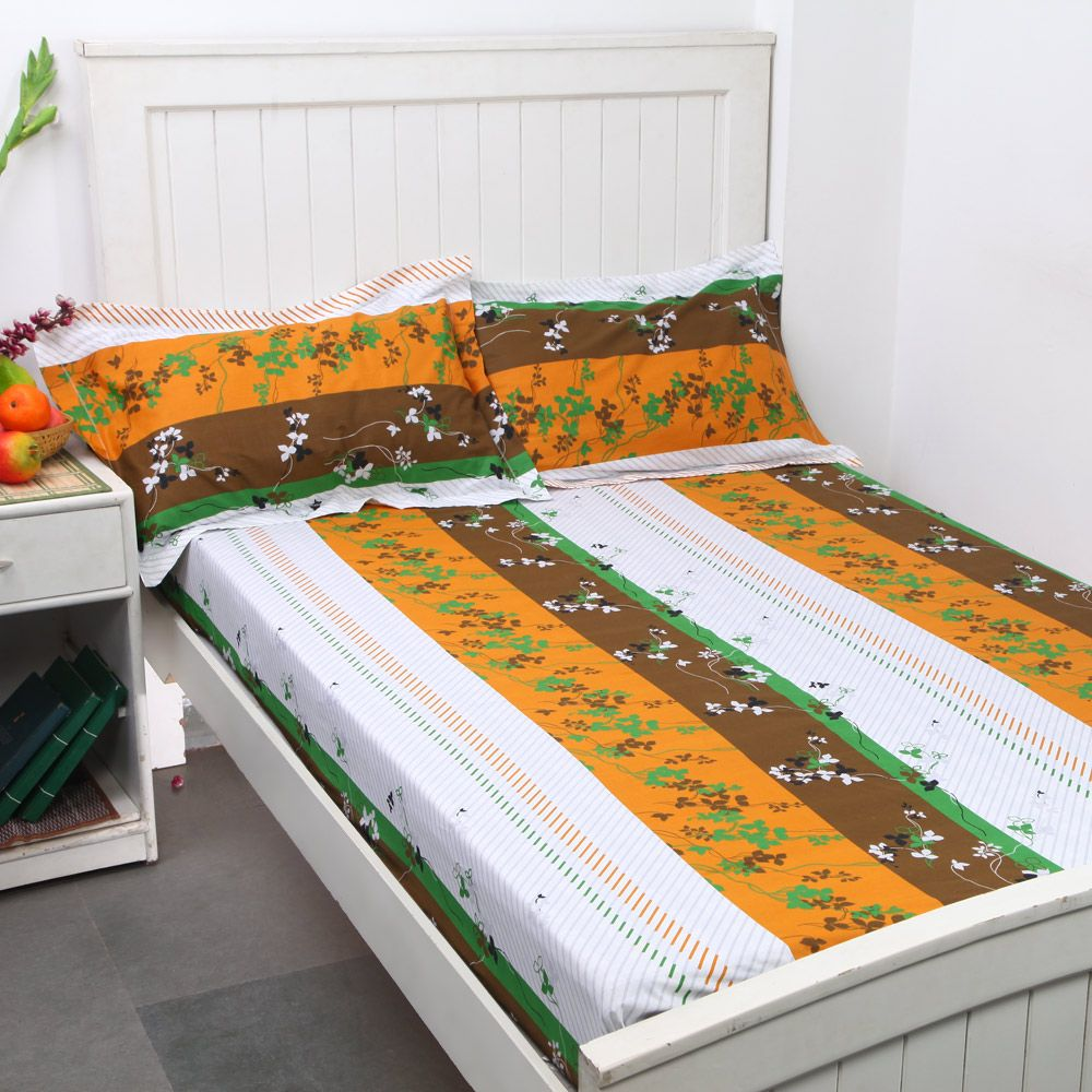 white cotton double bed sheet http www shopping offers in