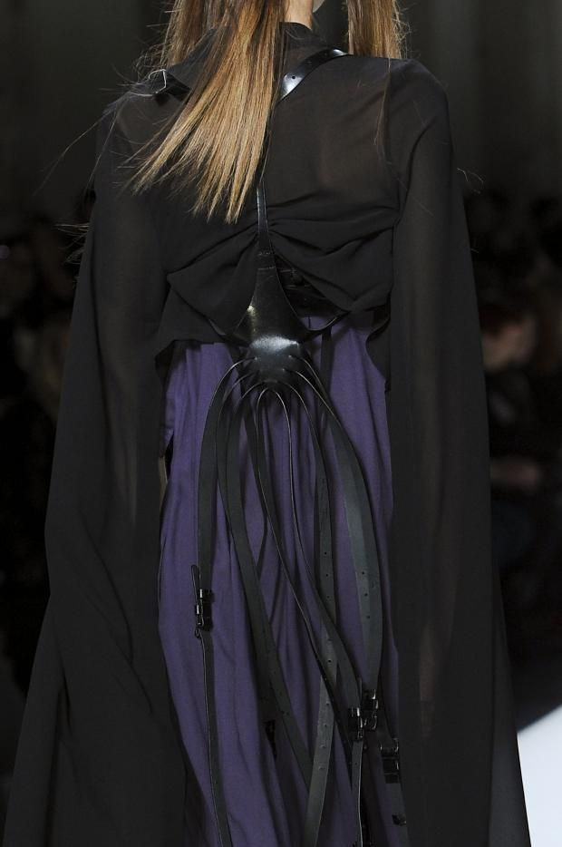 Cool Chic Style Fashion: Ann Demeulemeester Spring / Summer 2013