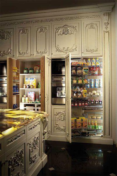 Faoma Live the Luxury Classic Home Kitchen Kitchens - cocinas italianas