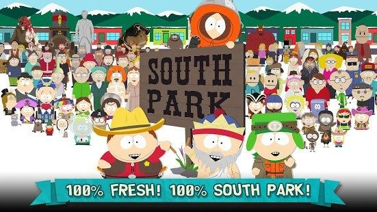 NEW METHOD SOUTH PARK PHONE UNLIMITED