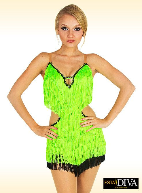 3b0bac8fda1 Fringe Pants Costume - Latin Salsa