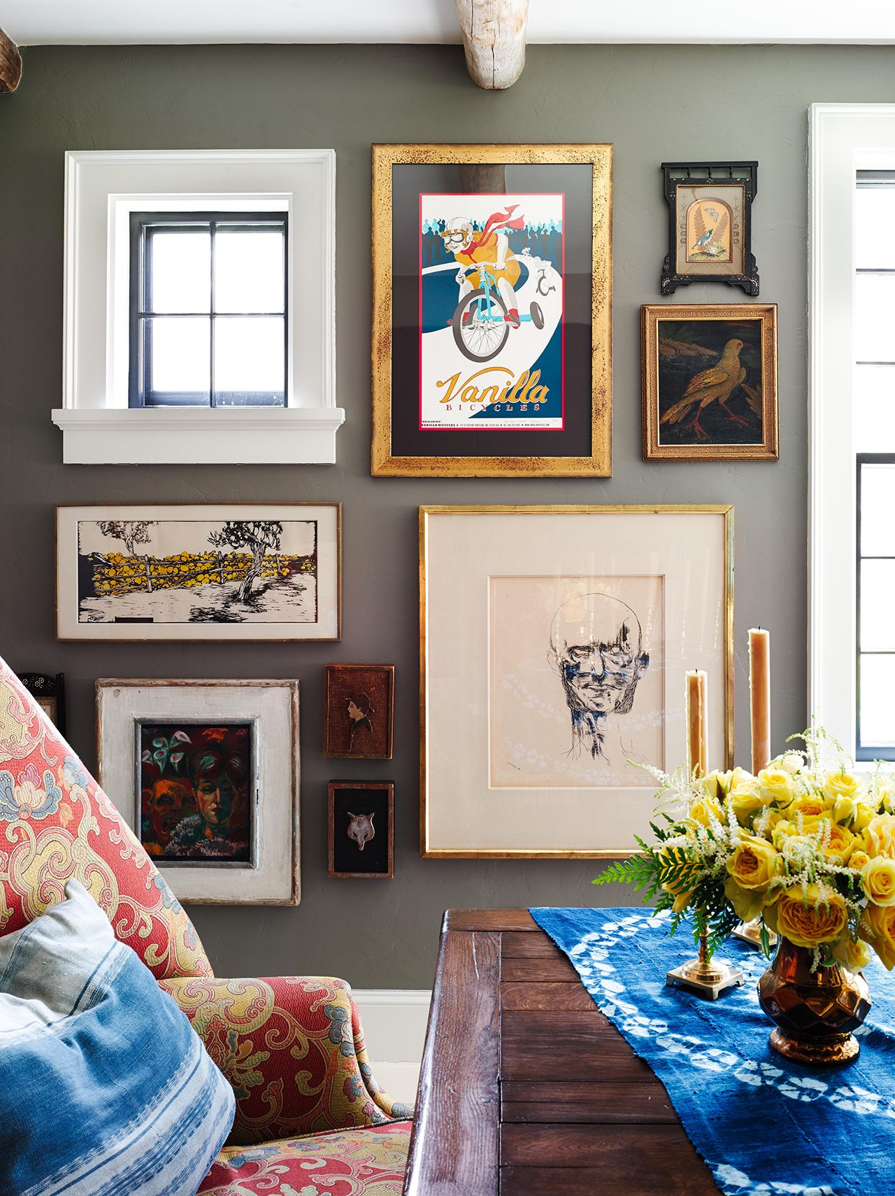 5 tips for choosing the perfect art for your gallery wall on best art gallery wall color id=71844