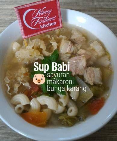 Resep Sup Babi Simple Oleh Nancy Firstiant S Kitchen Resep Resep Sup Memasak Resep