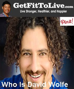 Who is David Wolfe?