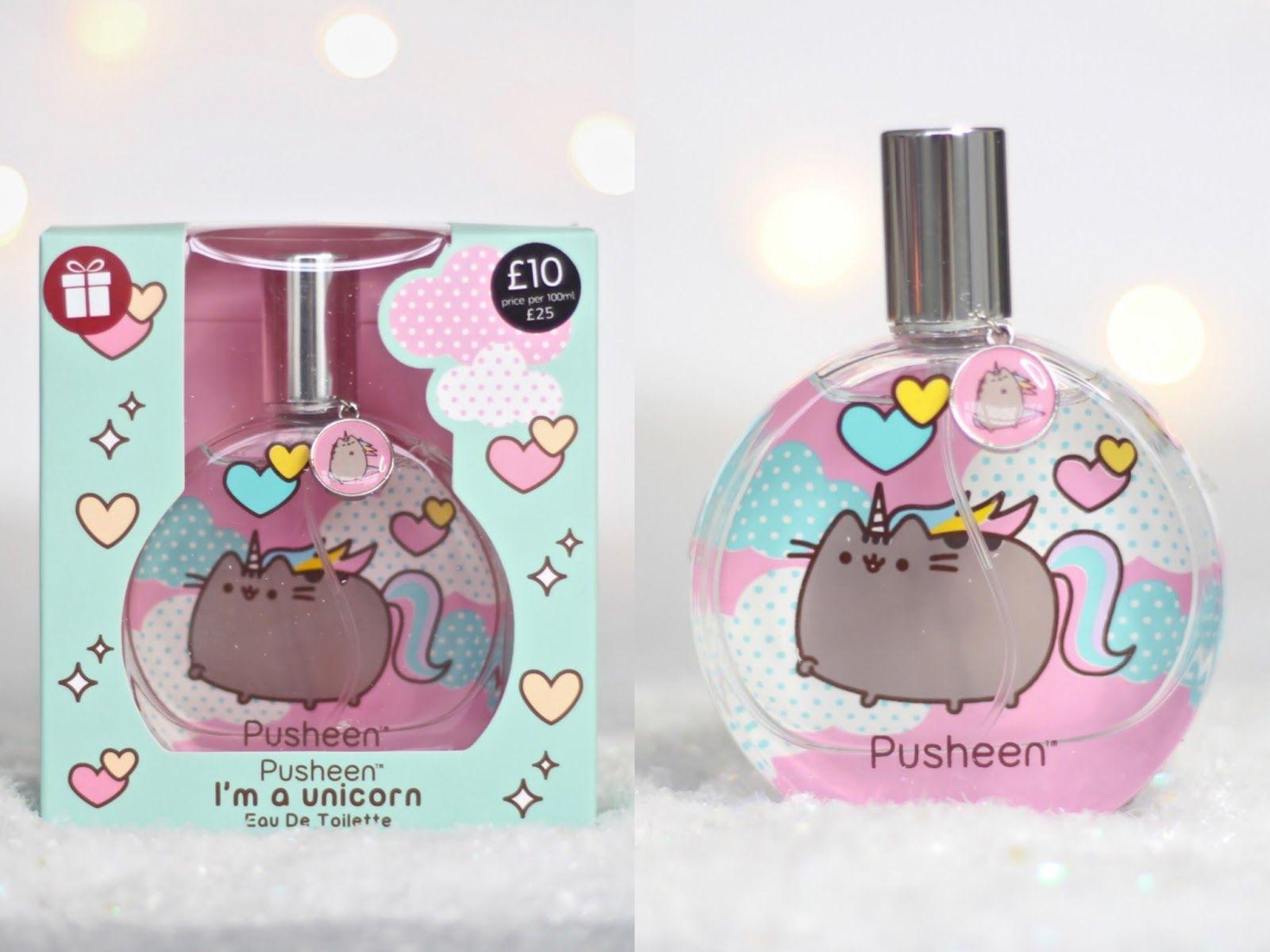 Pusheen Im A Unicorn Eau De Toilette Pusheen Party Pusheen