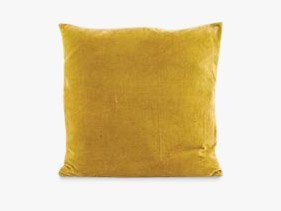 Pillowcase Ceylon Yellow From House Doctor Med Billeder Pude Ideer Puder Pudebetraek